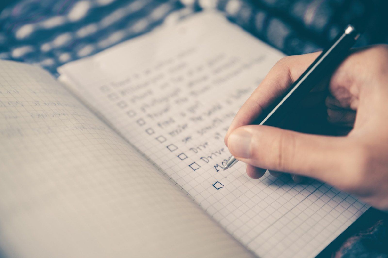 Preliminary Checklist - Alternative Careers for Lawyers